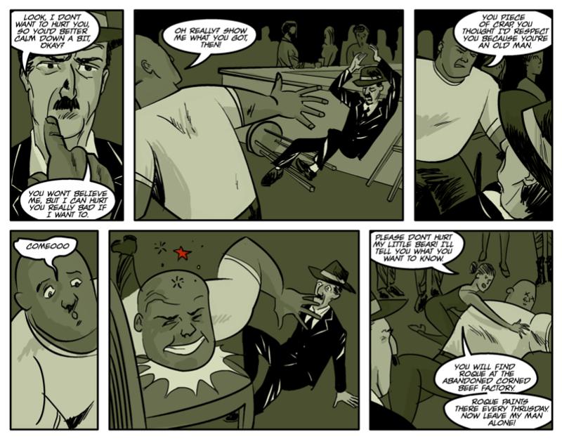 FAKE Page six