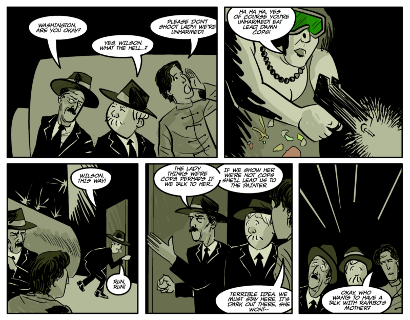 FAKE Page nine