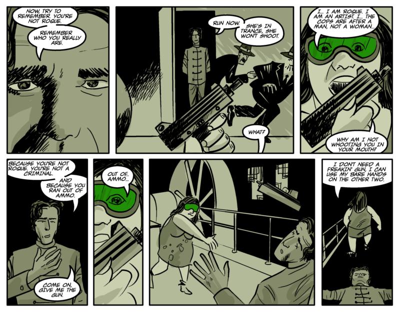 FAKE Page eleven