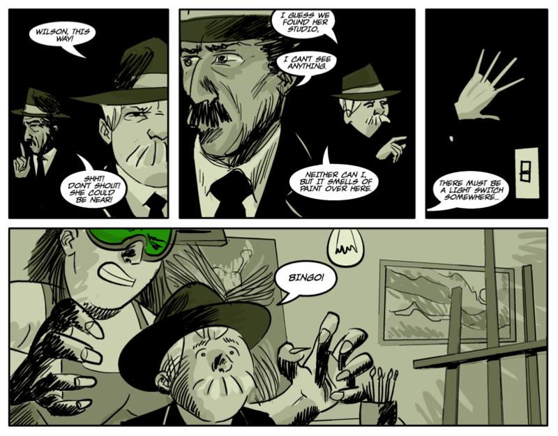 FAKE Page twelve