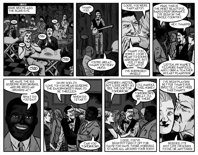 BANJO Page Nine