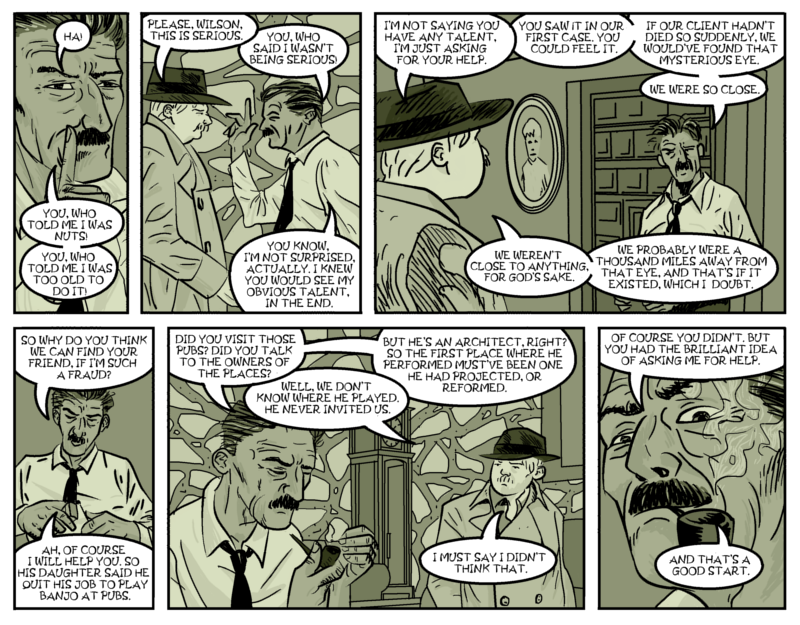 BANJO Page Eight