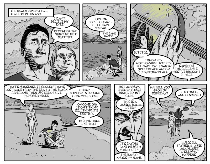 BANJO Page Five