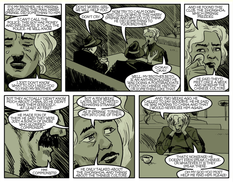 DESTROY THE EVIDENCE Page Four