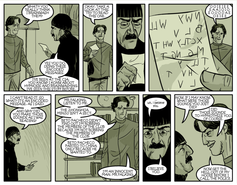 DESTROY THE EVIDENCE Page Thirteen