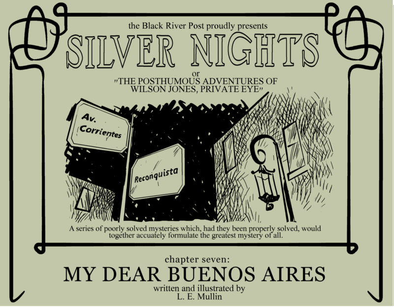 MY DEAR BUENOS AIRES Cover