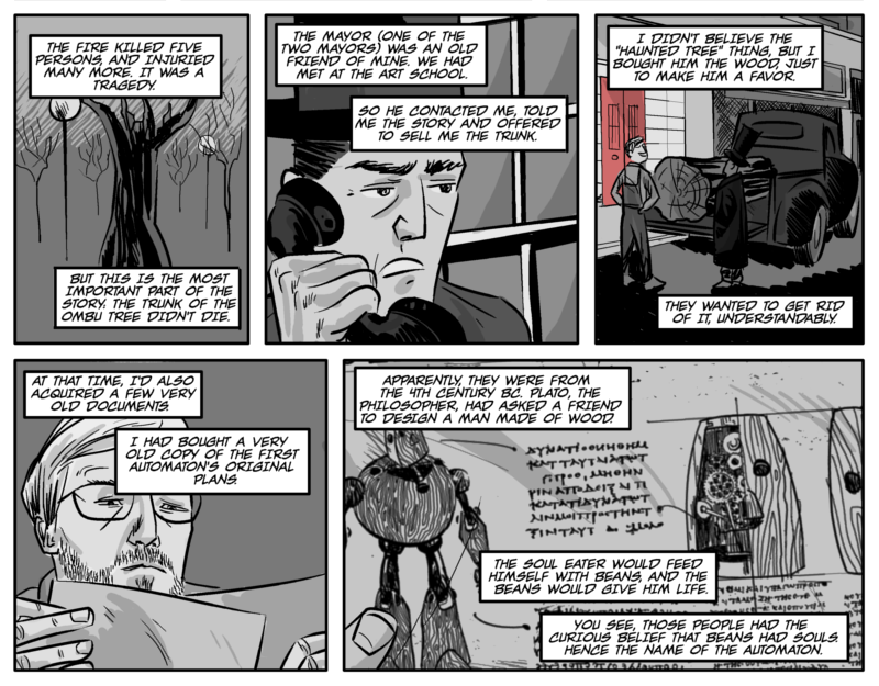 A TALE OF TWO CITIES Page Twelve