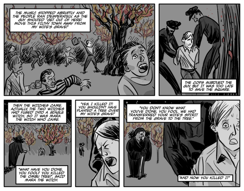 A TALE OF TWO CITIES Page Ten