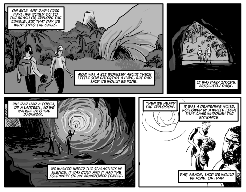 THE GAME OF TIME Page five
